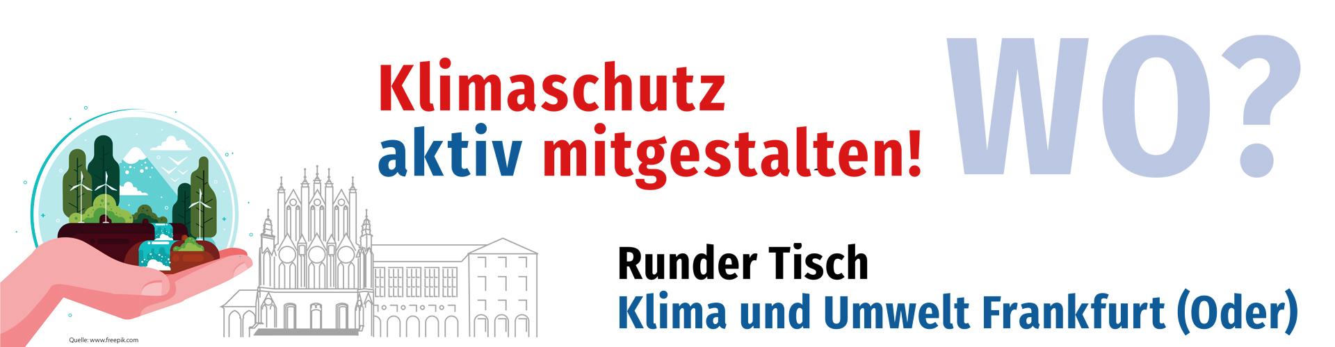 Runder Tisch für Klima und Umwelt in Frankfurt (Oder)